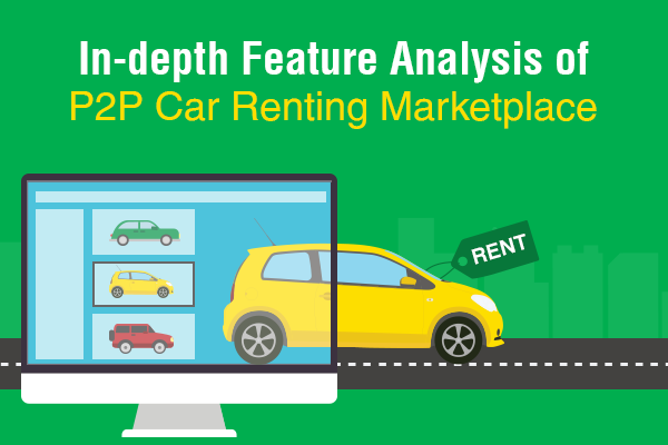 P2P Car Rent Marketplace