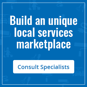 Build local services marketplace