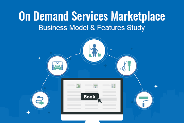 On demand services marketplace