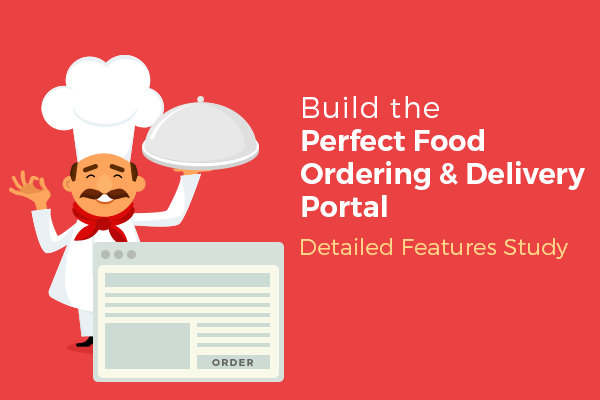 Start Food ordering & delivery portal