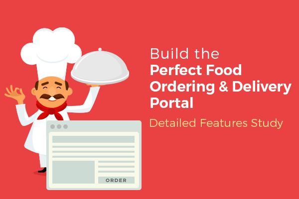 Start Food ordering & delivery portal