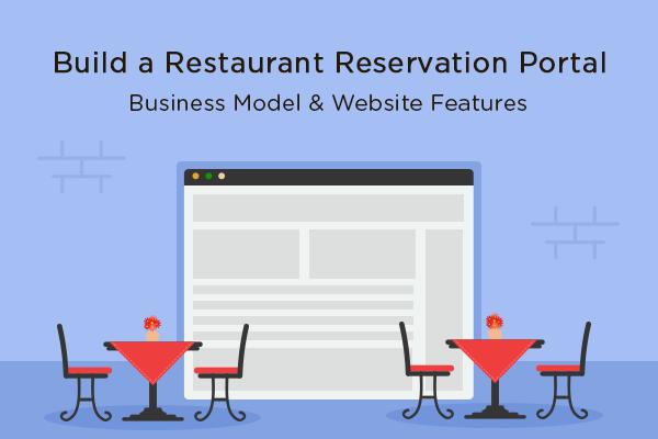 Restaurant reservation Portal