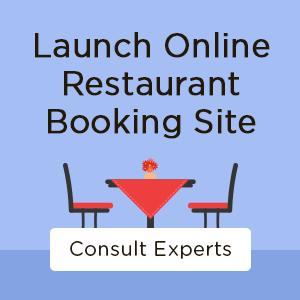 Start restaurant booking site