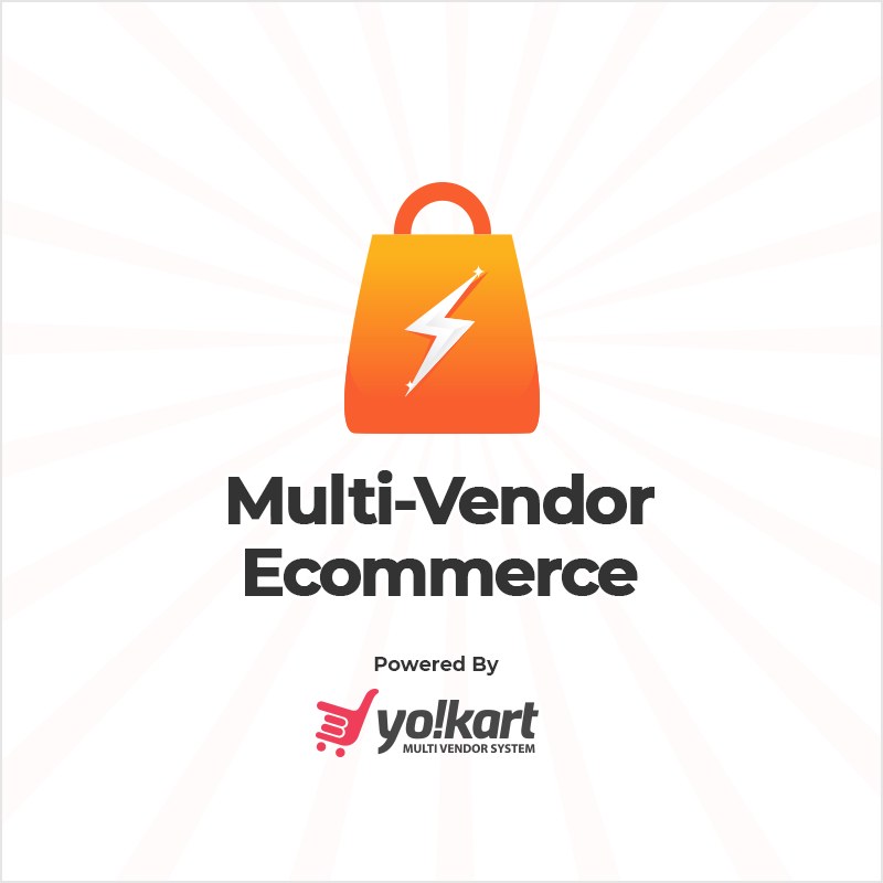 Multi-vendor ecommerce - Powered by YoKart v2