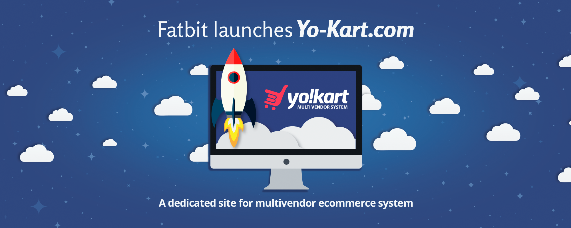 FATbit Launches Yo-Kart.com – Dedicated Website for Its Multivendor Ecommerce System