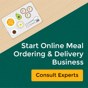 Start office food ordering and delivery website