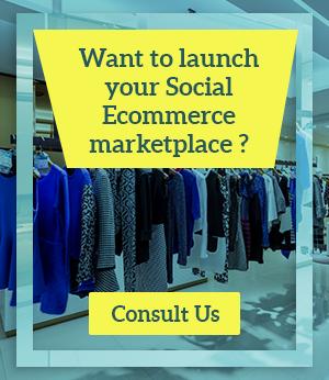 Launch Social Ecommerce Marketplace