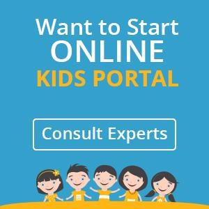 Start Online Kids Portal