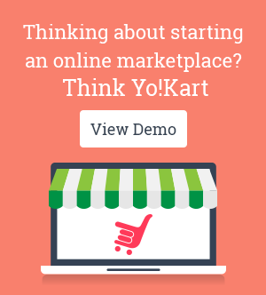 Choose Yo!Kart to start online marketplace