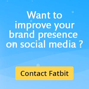 Improve brand presence on social media