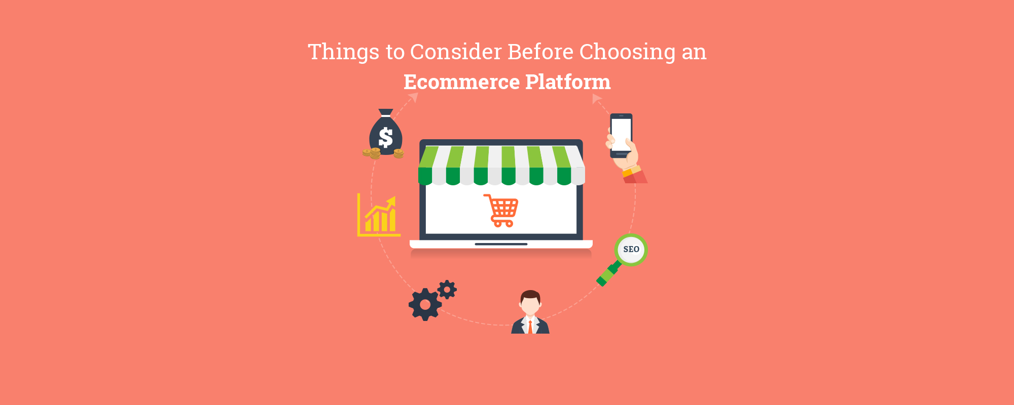 13 Important Things to Consider Before Choosing an Ecommerce Platform