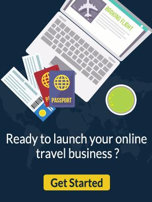 Start online travel business