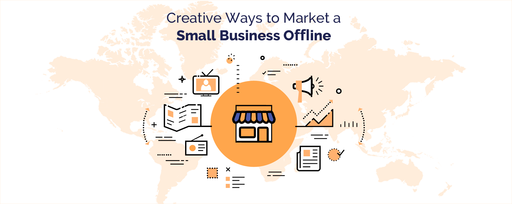 5 Creative Offline Marketing Strategies for Small Businesses