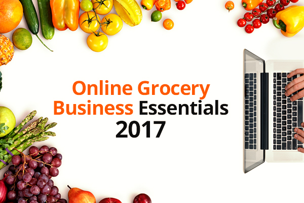 Online Grocery Marketplace