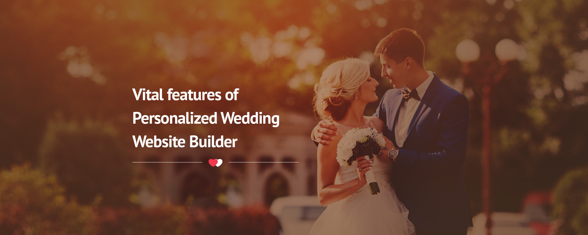 Business Model & Features Of  Wedding Website Building Platforms (Startup Ideas)
