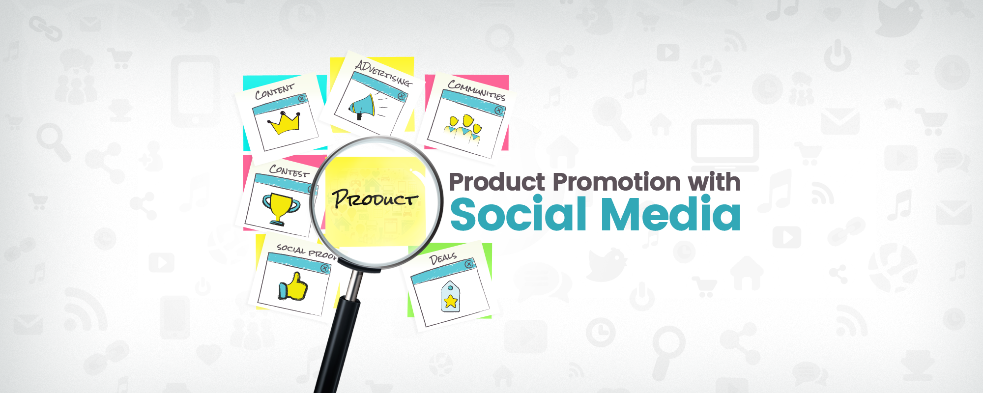 6 Creative Ways to Promote Your Product on Social Media