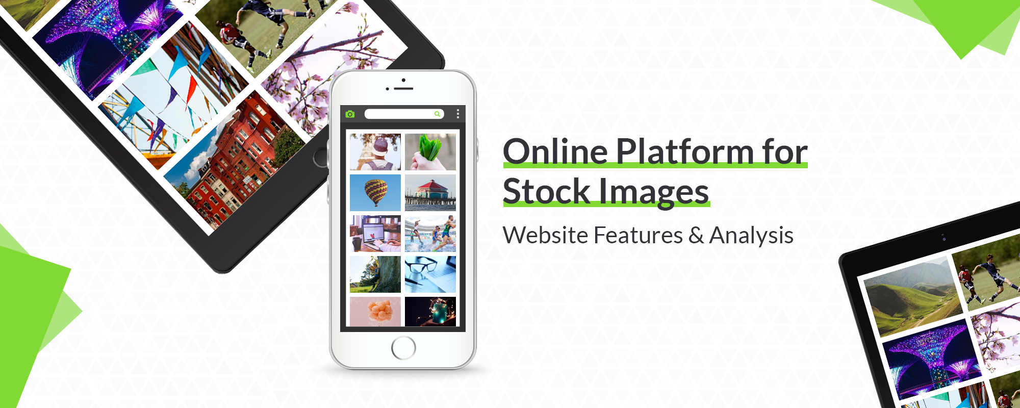 Online Stock Image Platforms: Detailed Feature Study for Aspiring Entrepreneurs