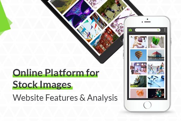 Online platform for Stock Images
