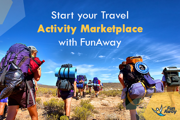 Start travel business with Funaway