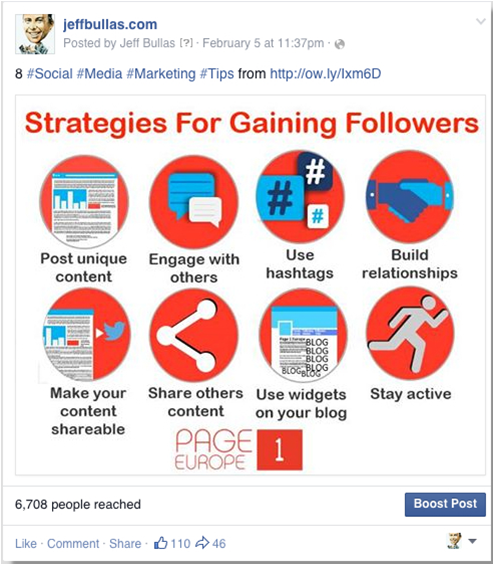 Strategies For Gaining Followers