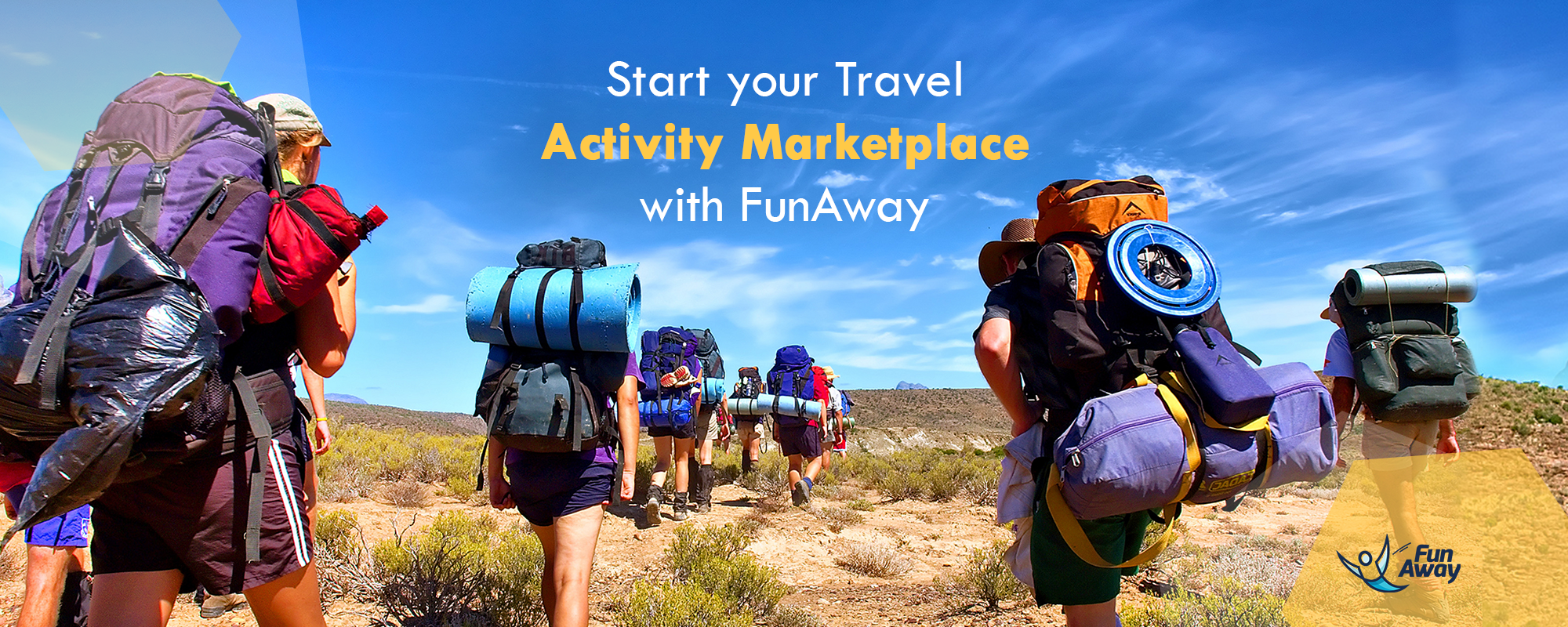 FunAway (travel activity marketplace builder) gets acclaimed as Rising Star of 2018 by Finance Online