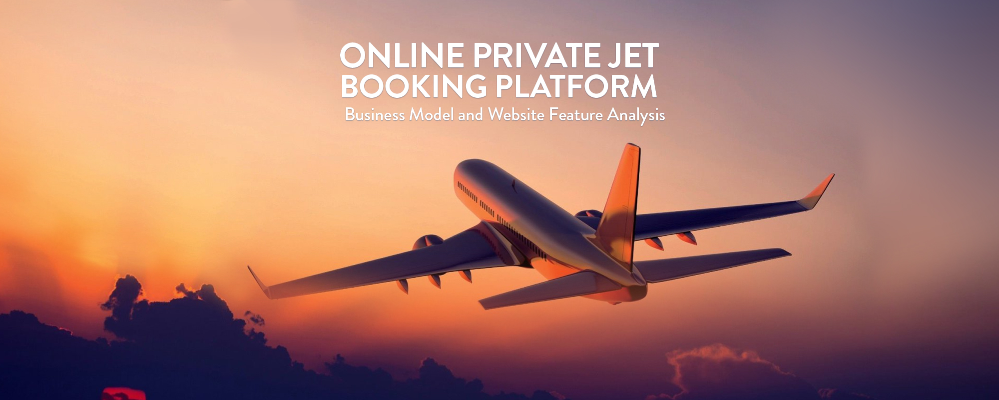 Online Charter Flight Booking Is the Hot New Business Idea – Learn How to Build One