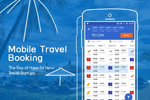 Mobile Travel Booking