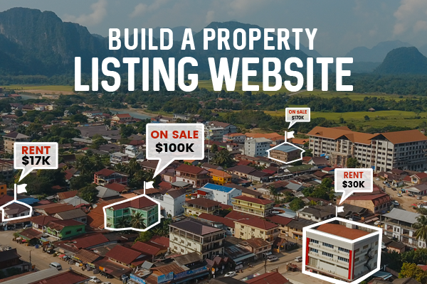 Build a Property Listing Website