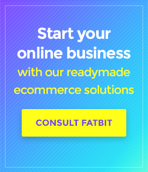 Get Readymade ecommerce solution