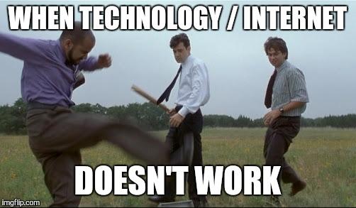 Internet Not Working