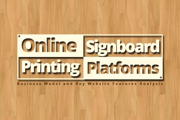 Online Signboard Printing Platforms