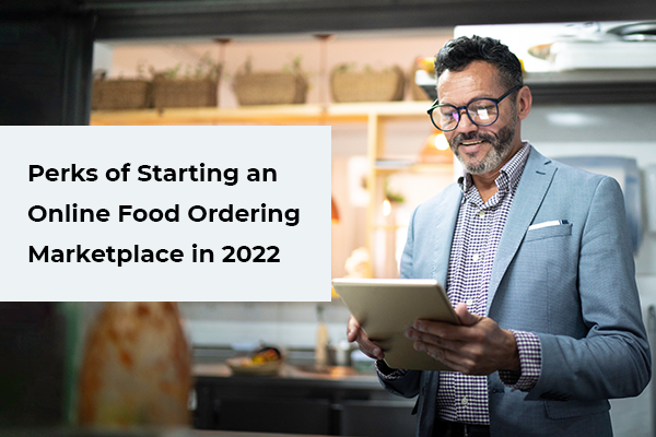 online food ordering marketplace