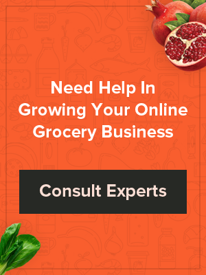 Consult for Online Grocery Business
