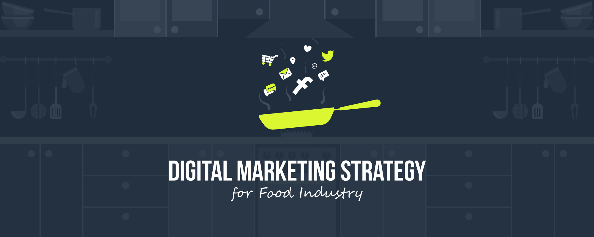 Digital Marketing Strategy for Online Food Ordering Business