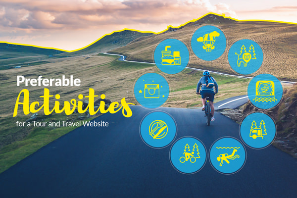 Travel Activities List