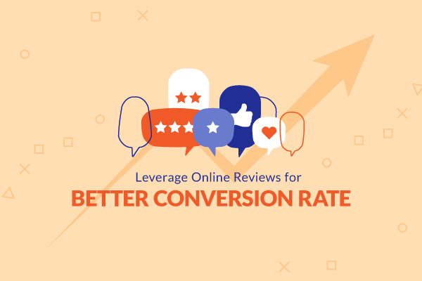 User Review impact conversion rate