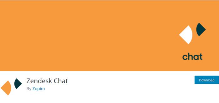 Zendesk Chat Plugin