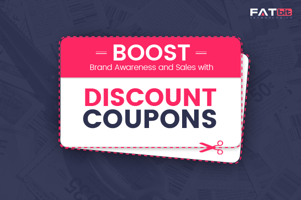 Boost Sales with Discount Coupons