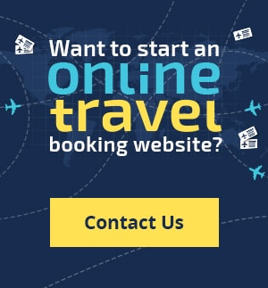 Contact for Online Travel Business Website