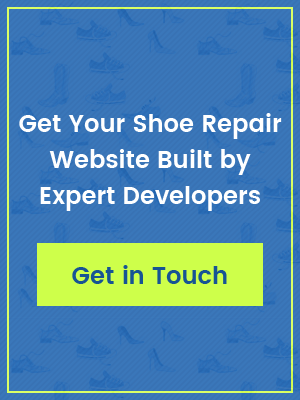Get your shoe repair website built by expert developers