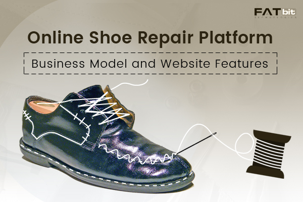 Online Shoe Repair Platform