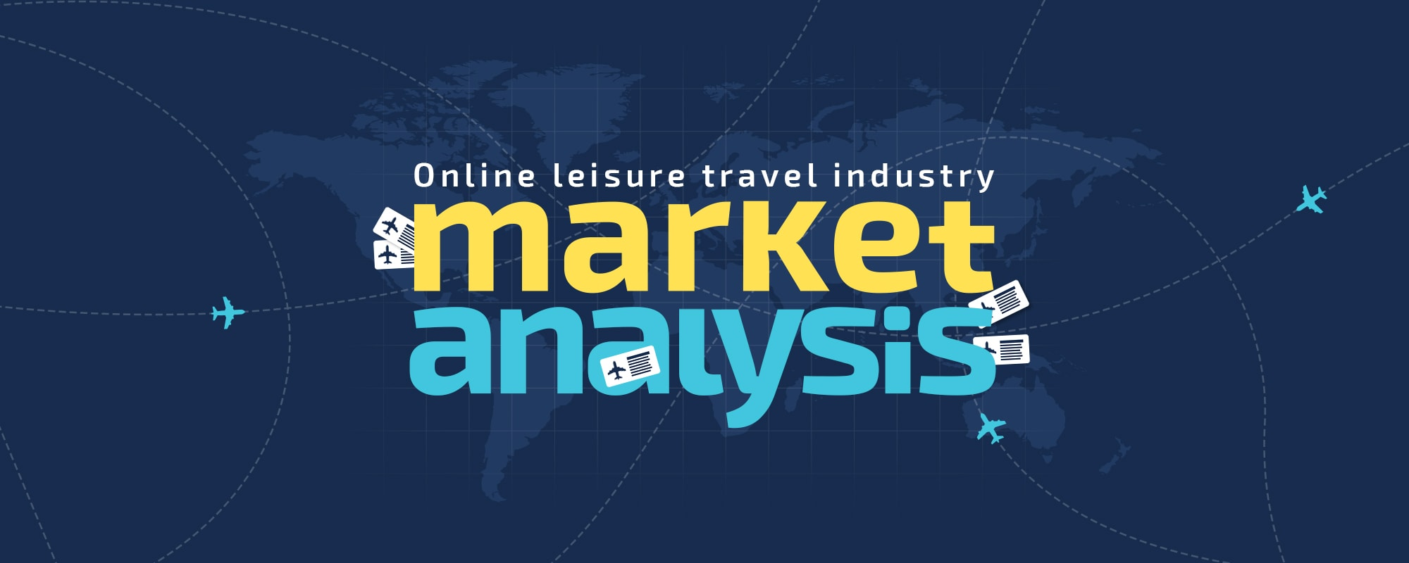 Online Leisure Travel Industry – Market Analysis & Travelers' Booking Behavior (Infographic)