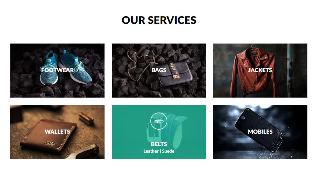 Services wedoshoes