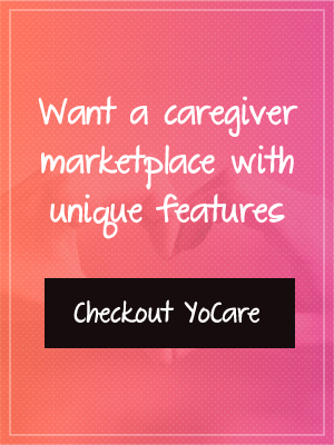 Want a care giver marketplace