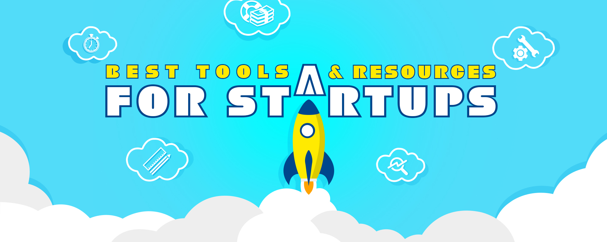 20 Useful Tools & Resources to Make Your Startup Smarter in 2020