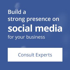 Build social media presence