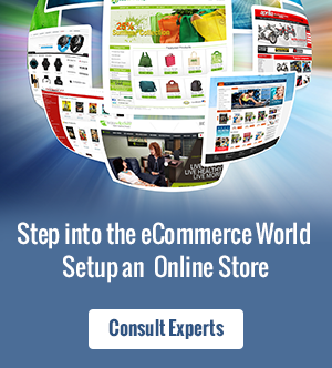 Step into ecommerce world