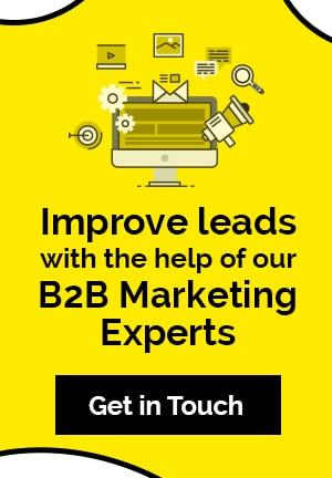 B2B Marketing Experts