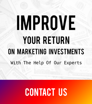 Improve Your Return on Investment