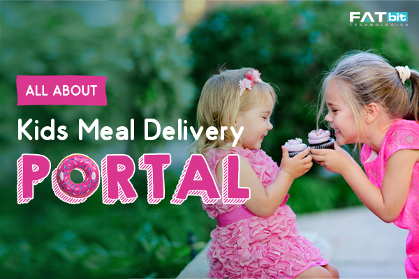 Kids Meal Delivery Website